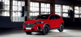 Hyundai Tucson Becomes First SUV With Brand's 'N' Treatment