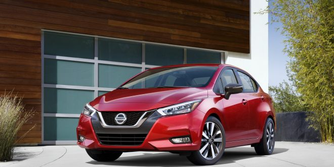 2020 Nissan Versa: Honey, I Shrunk the Altima