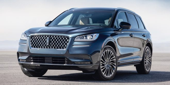 2020 Lincoln Corsair: Bye MKC