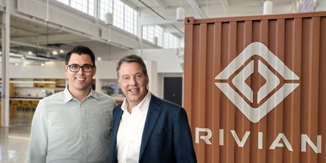Breaking: Ford Announces Investment, Partnership With Rivian