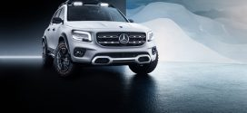 Mercedes-Benz GLB will be Built in Mexico, China