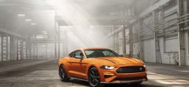 2020 Ford Mustang EcoBoost Gets Focus RS Engine
