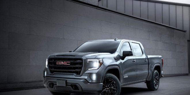 2020 GMC Sierra 1500 Gains New Features