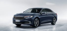 All-new Ford Taurus Revealed [for China]
