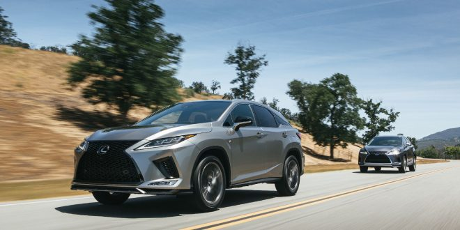 2020 Lexus RX Gets Refreshed, New Tech