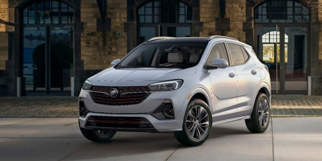 Buick Expands SUV Lineup With 2020 Encore GX