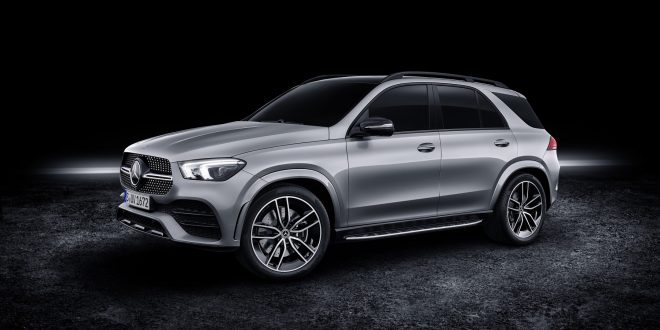 Mercedes-Benz Slots Electrified V-8 in GLE Class