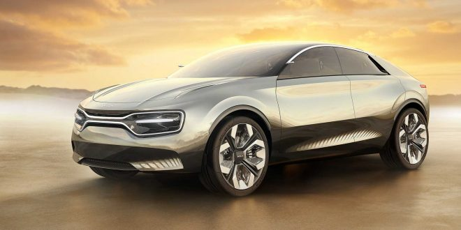 Kia Planning Electric Crossover Coupe