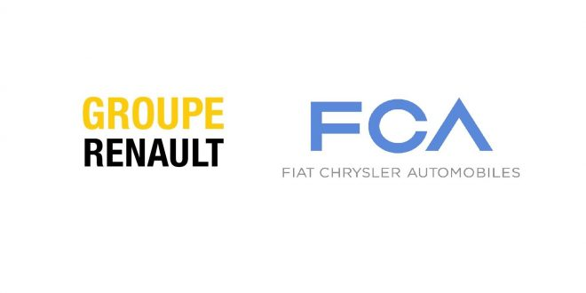 Fiat Chrysler, Renault May Revive Merger Talks