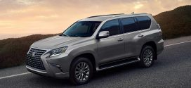 2020 Lexus GX 460 Gets Fresh Look, New Gadgets