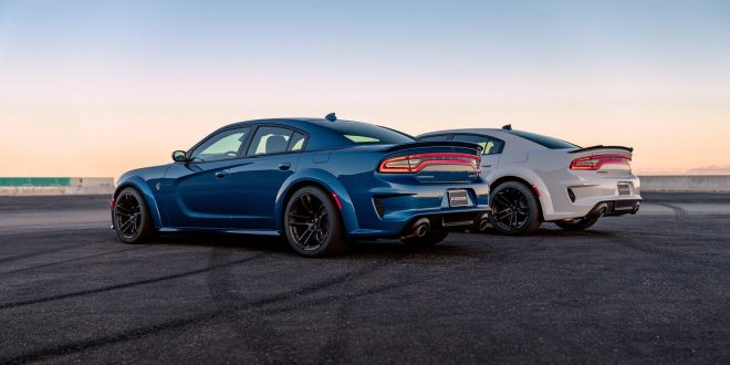 """Electrification is """"Absolute Future"""" of Dodge Charger, Challenger"""
