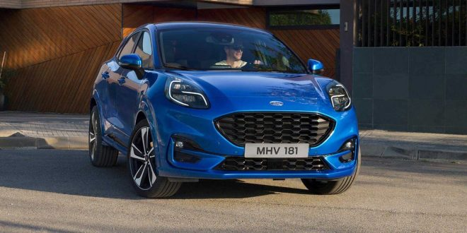2020 Ford Puma Revealed With Happy Face