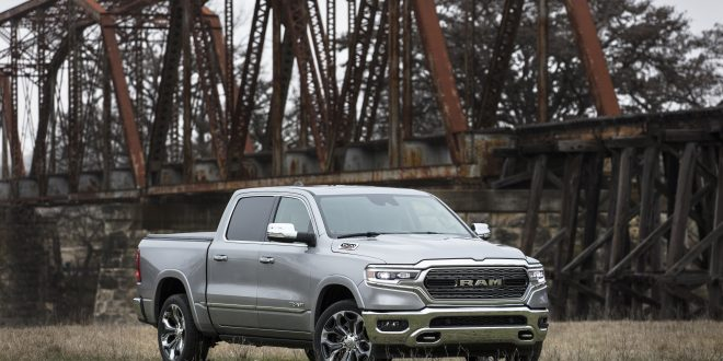 Ram 1500 EcoDiesel Returns for 2020