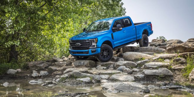 2020 Ford F-Series Super Duty Gets Tremor Treatment