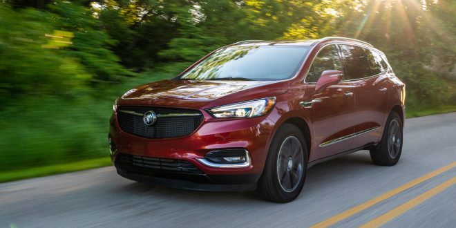 2020 Buick Enclave Adds Sport Touring Option
