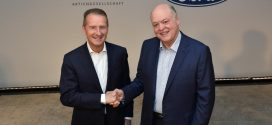 Volkswagen, Ford Announce Electric Vehicle Alliance