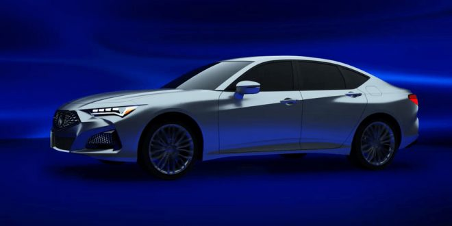 Possible Acura Flagship Sedan, Next MDX Images Leaked