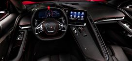 2020 Chevrolet C8 Corvette Interior Photo LEAKED