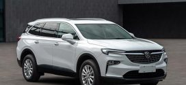 Chinese Buick Enclave Breaks Cover