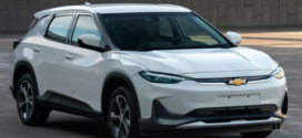 Chevrolet Readying EV Crossover for China