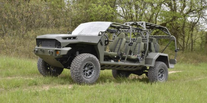 GM Defense Awarded Contract for Army Infantry Squad Vehicle
