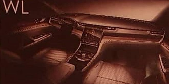 2021 Jeep Grand Cherokee Interior Leaked?