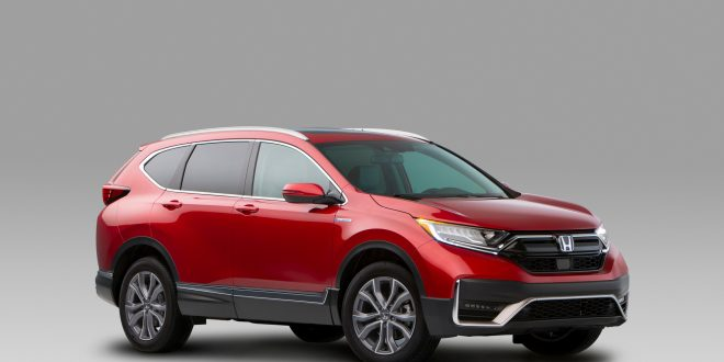 2020 Honda CR-V Gains Hybrid Option