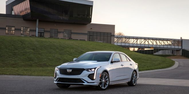 2020 Cadillac CT4 Priced Lower Than Outgoing ATS