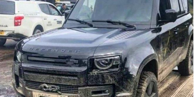 2020 Land Rover Defender Uncovered on Instagram | AutoVerdict