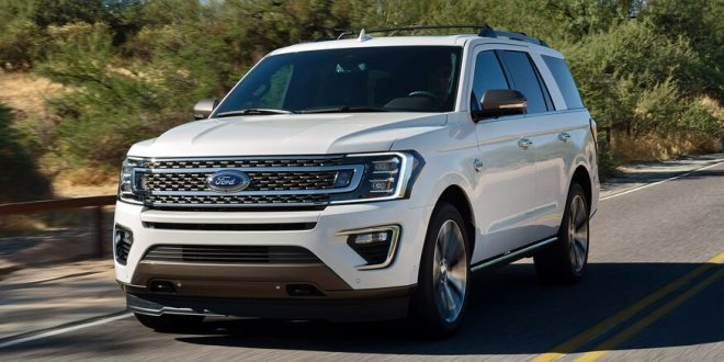 2020 Ford Expedition Adds King Ranch Trim