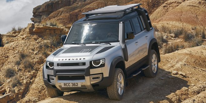 2020 Land Rover Defender Revealed
