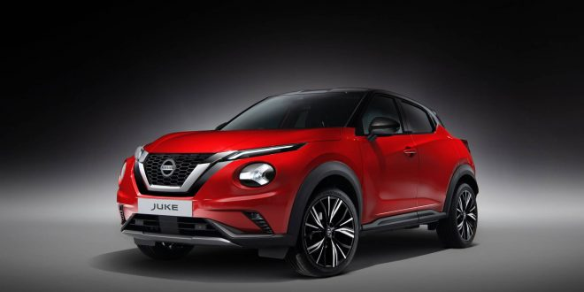 Nissan Juke Matures For Second-Generation