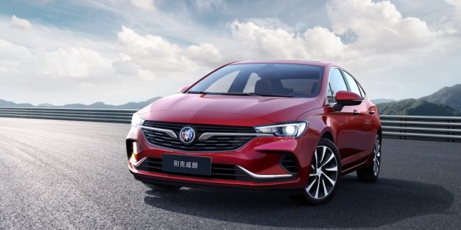 All-New Buick Verano Revealed in China