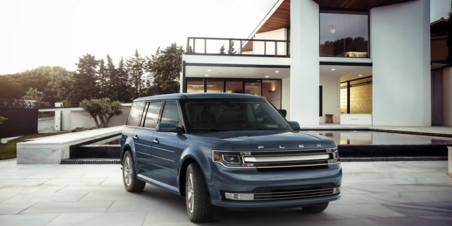 The Ford Flex Fad Ends