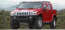Hummer Could Make A Comeback With GM's EV Plans