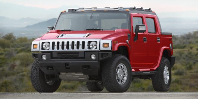 Report: GM Reviving Hummer Name For GMC