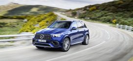 2021 Mercedes-AMG GLE 63 And 63 S Gunning For BMW X5 M