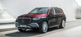 Two-Tone Paint And Business Class Seats: 2021 Mercedes-Maybach GLS 600