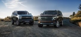 Redesigned 2021 Chevrolet Tahoe, Suburban Revealed