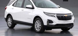 Leaked: Refreshed 2021 Chevrolet Equinox