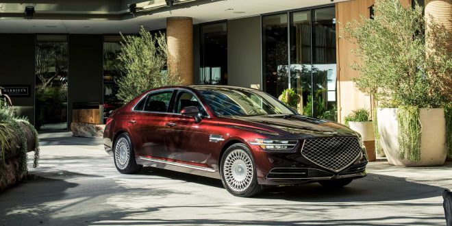 2020 Genesis G90 Inches Closer To $80,000