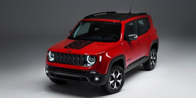 Jeep Confirms Details Of 4xe Hybrid Models