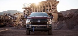 2020 Ford F-Series Super Duty Tremor Offers Winch Option