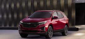 Refreshed 2021 Chevrolet Equinox Now Official