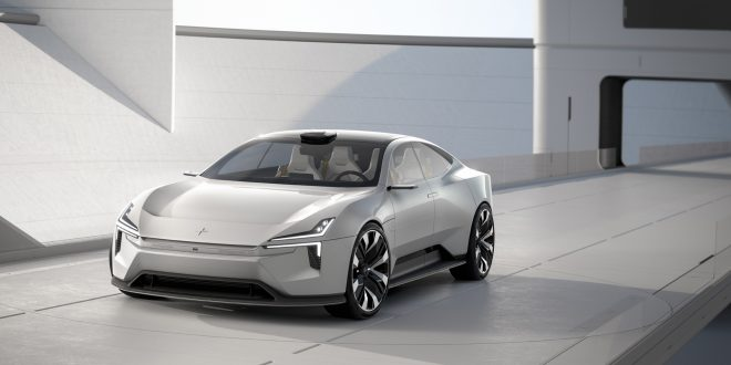 Polestar Precept Concept Provides Glimpse of Sustainable Future