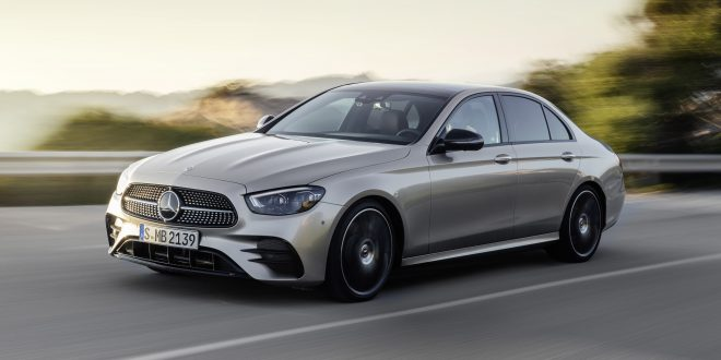 2021 Brings Refreshed Mercedes-Benz E Class