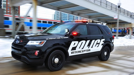 Ford Paying For Repairs On Every Police Interceptor SUV
