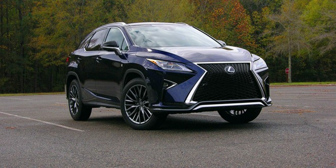 2018 Lexus RX Hybrid Sees Price Cut