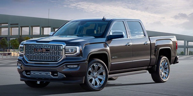2019 GMC Sierra Debuting Next Month