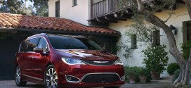 Chrysler Pacifica Recalled for Stalling